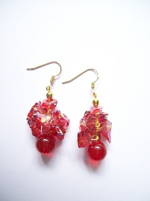 Cherry Berry Earrings