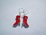 Kinky Boots earrings