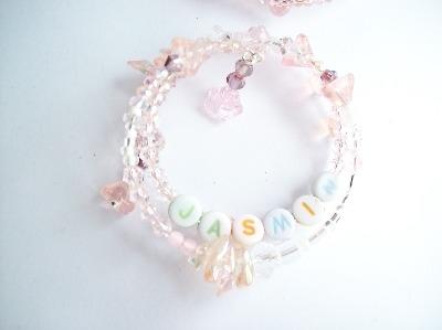 Child's Memory Wire Bracelet
