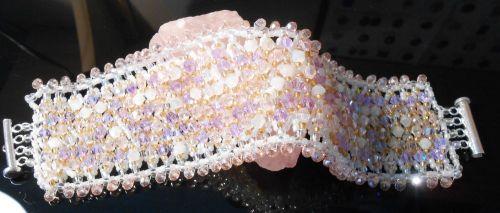Sparkle Weave Bracelet