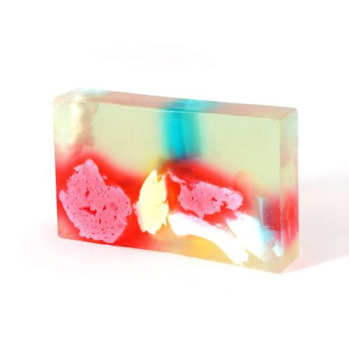 MishMash (Strawberry) Soap Slice
