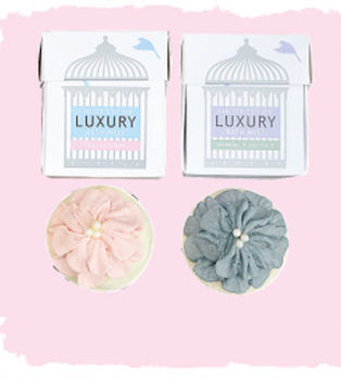 LUXURY BATH MELTS