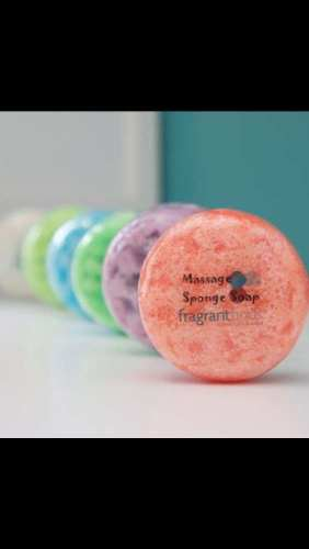 MASSAGE SOAP SPONGES