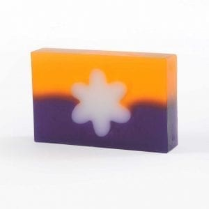 ORANGE & PATCHOULI SOAP SLICE