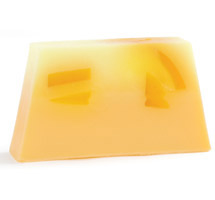 Grapefruit & Mandarin Soap Slice