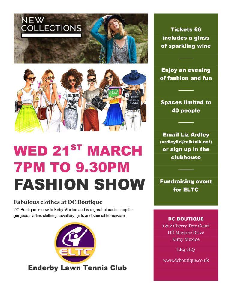 ELTC Fashion Show