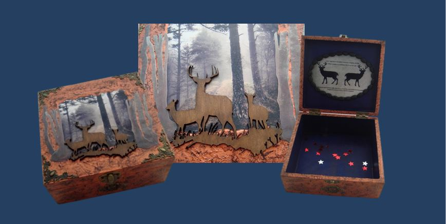 In the Forest Memory Box sistersofthemoon.org.uk W
