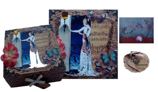 Scorpio Memory Box sistersofthemoon.org.uk