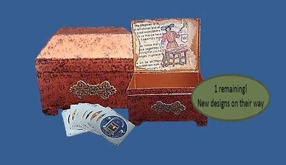 Magician Tarot Box sistersofthemoon.org.uk