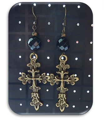 CROSS with BLACK ONYX