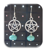 PENTAGRAM with TURQUOISE