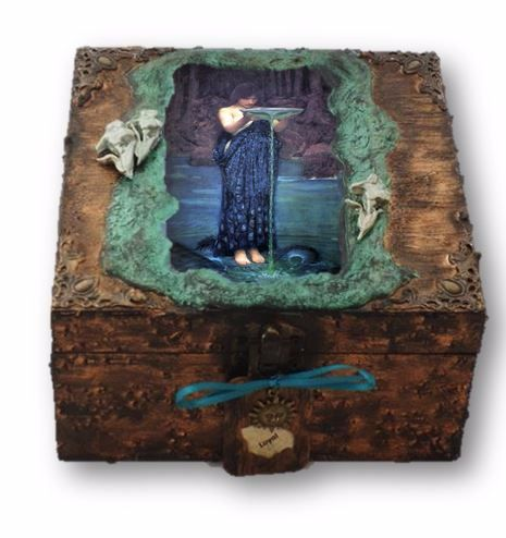 Aquarius Memory Box SDS sistersofthemoon.org.uk
