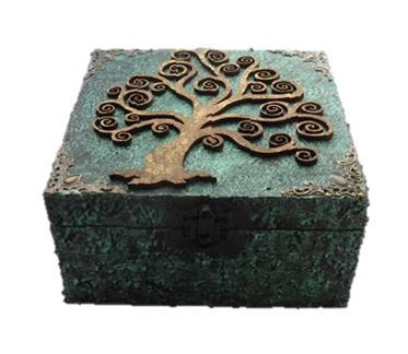 Tree of Life Box sistersofthemoon.org.uk W