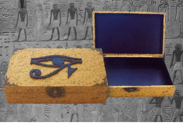 Eye of Horus Box sistersofthemoon.org.uk