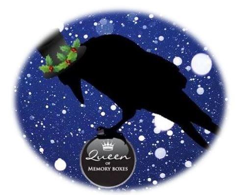 Christmas Raven sistersofthemoon.orguk WB