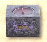 Hare Tea Light Holder