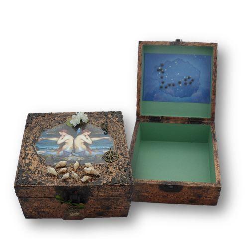Pisces Zodiac Box sistersofthemoon 192