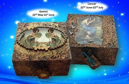 Cancer and Gemini Zodiac Boxes SL sistersofthemoon.org.uk