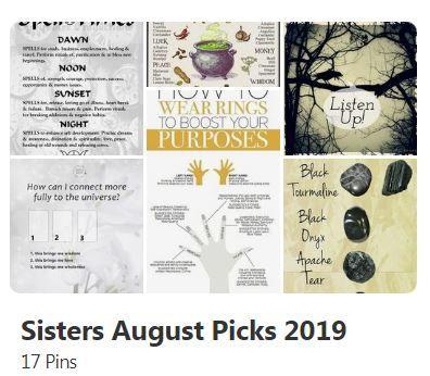 August picks