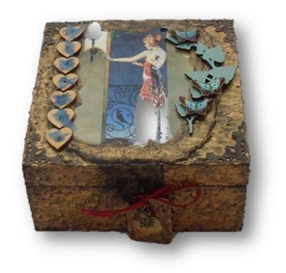 Scorpio Zodiac Memory Box sistersofthemoon.org.uk WN