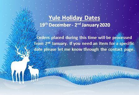 Yule Holiday Dates December January sistersofthemoon.org.uk