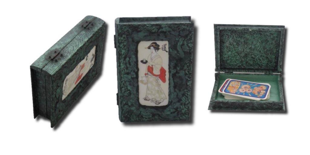 Geisha Tarot Card Box sistersofthemoon.org.uk