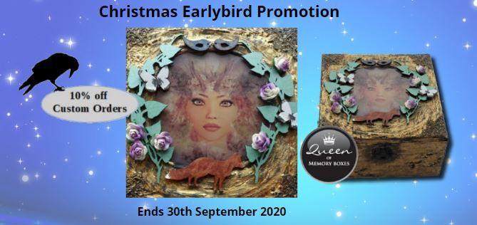 Christmas Earlybird Offer sistersofthemoon.org.uk