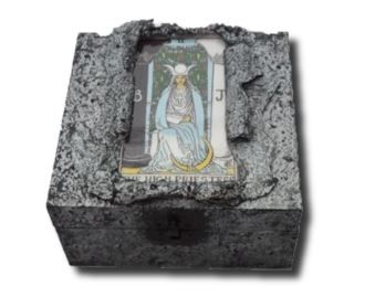 High Priestess Memory Box sistersofthemoon.org.uk