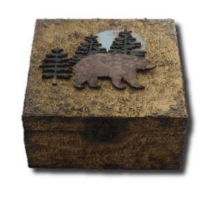 Bear Memory Box sistersofthemoon.org.uk