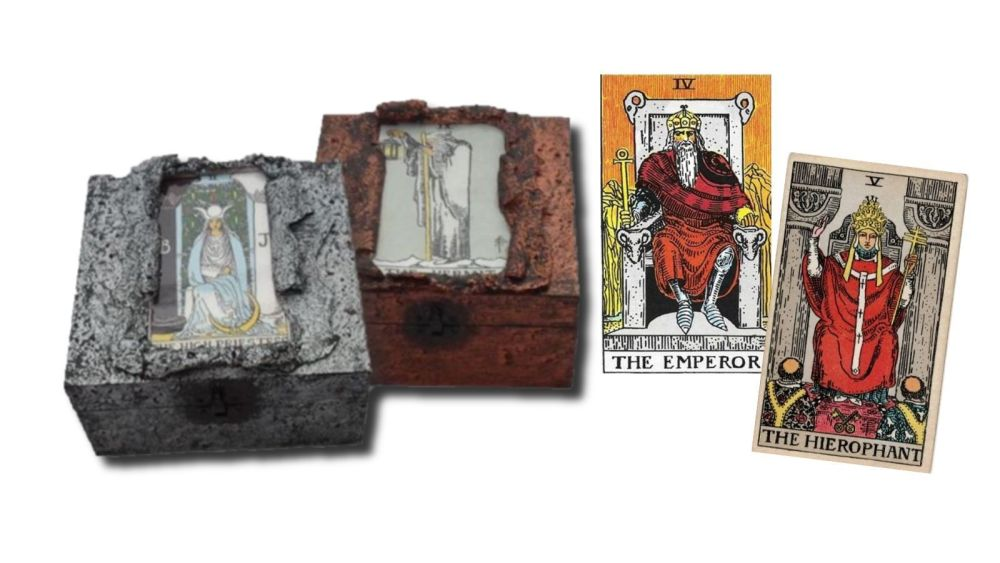 Tarot Card Memory Boxes sistersofthemoon.org.uk