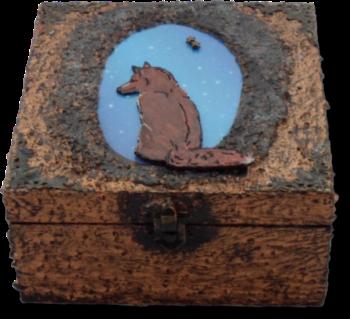 Fox Memory Box sistersofthemoon.org.uk