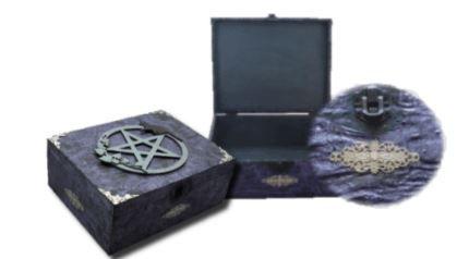 Altar Box Cat and Pentagram sistersofthemoon.org.uk
