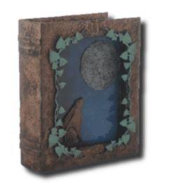 Tarot Card Box Hare and Moon Design sistersofthemoon.org.uk