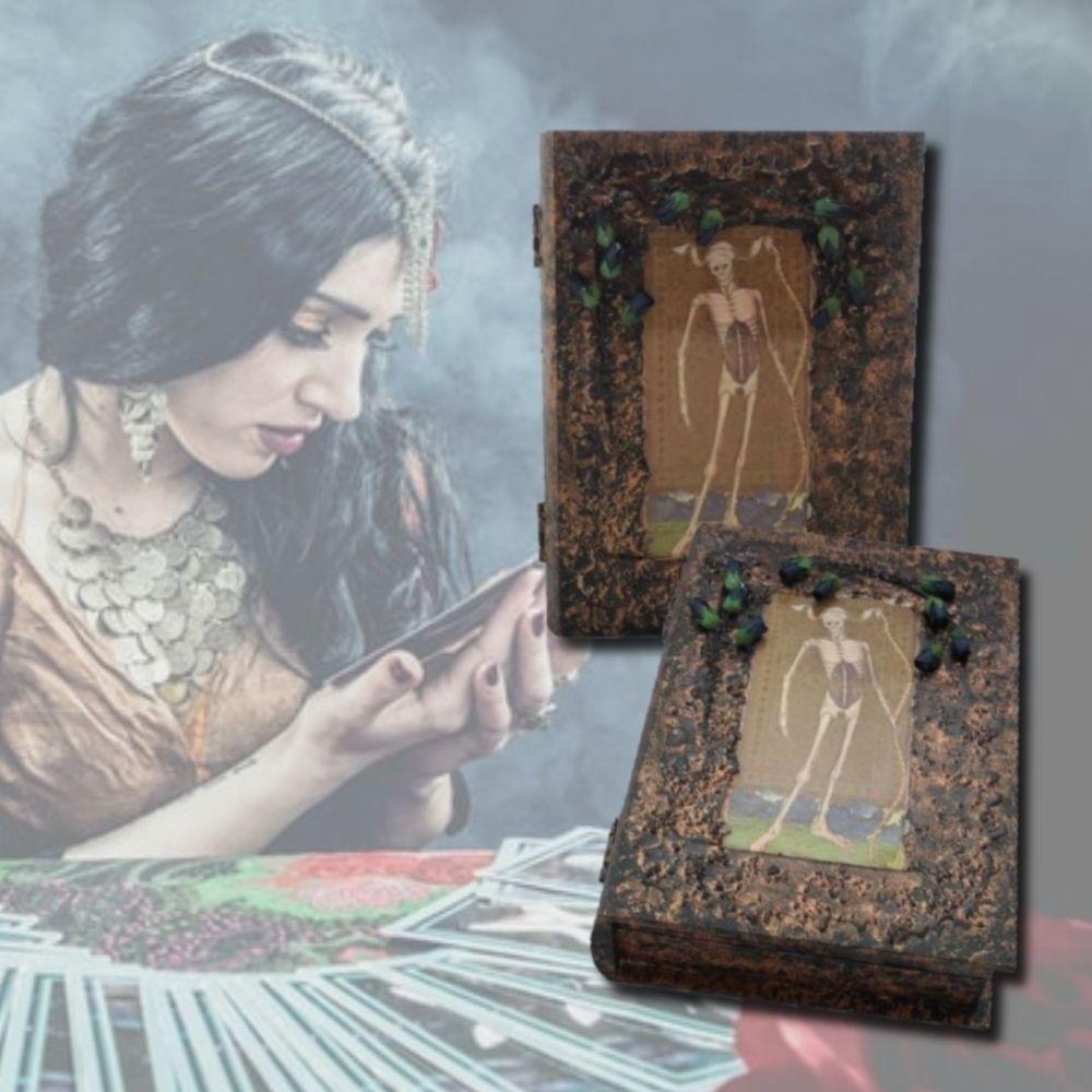 TAROT CARD BOXES
