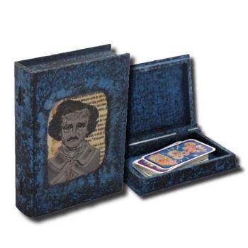 Edgar Allan Poe Tarot Card Box