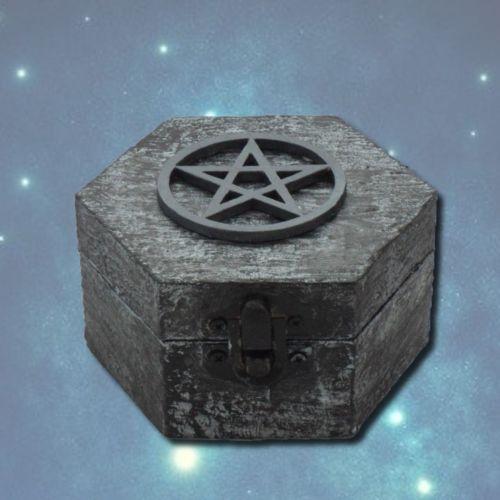 Pentagram Pendulum Box