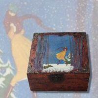 A Walk in Winter Memory Box