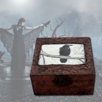 Crow Memory Box