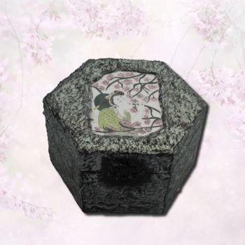 Cherry Blossom Memory Box