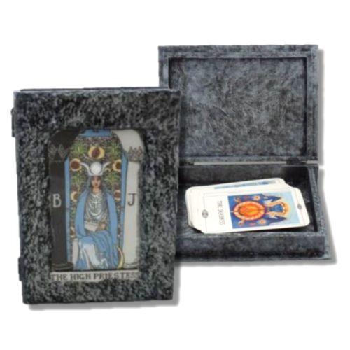 High Priestess Tarot Card Box