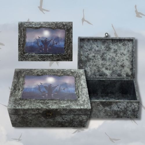 Crow Magick Memory Box
