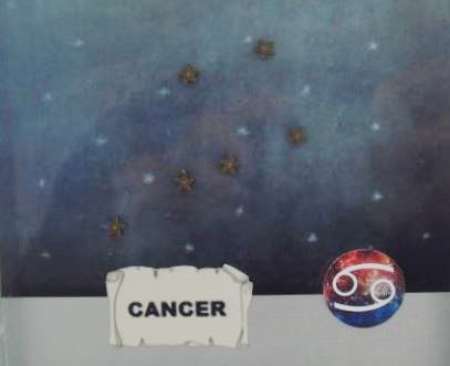 Cancer Constellation for Memory Box sistersofthemoon.org.uk