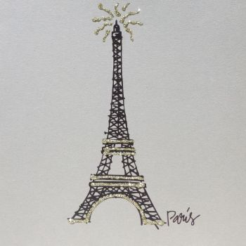 Architecture | Eiffel Tower Clay