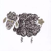 Black Sheep, white - 330W