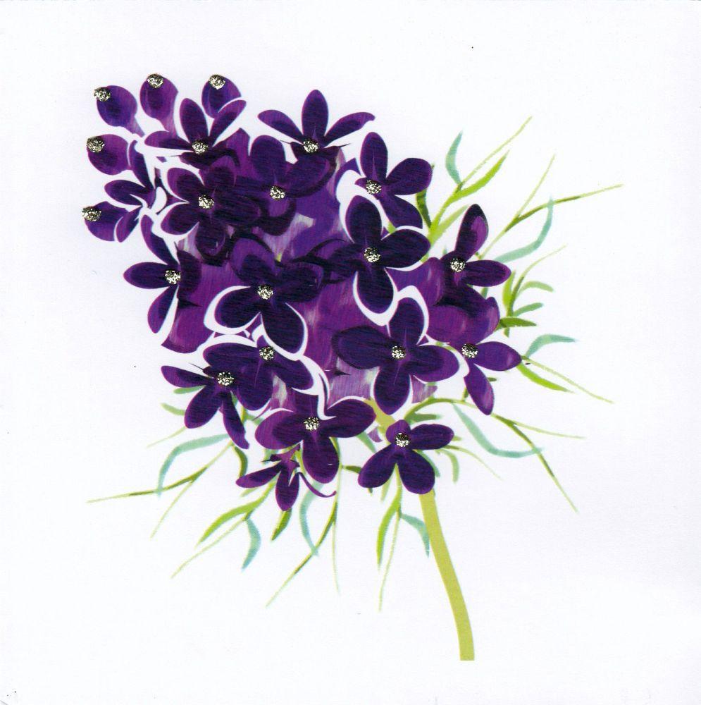 Flowers | Purple Lilac