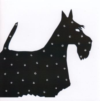 Dog | Scottie - Black
