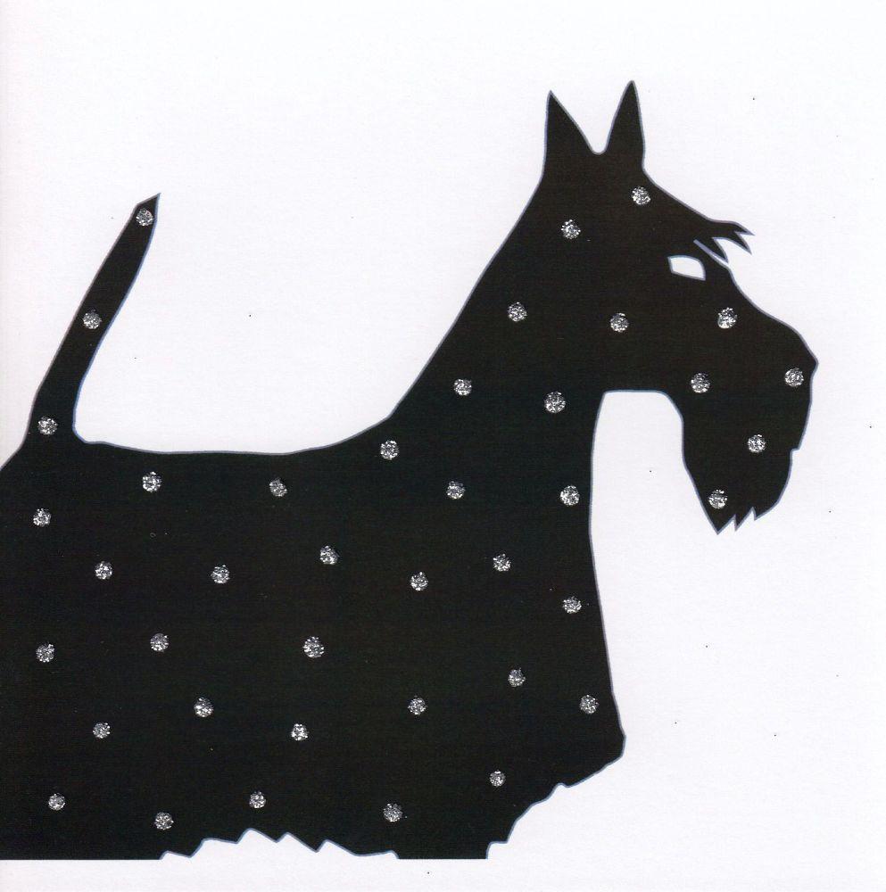 Dog | Scottie - Black