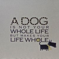 A Dog is... clay - 176C