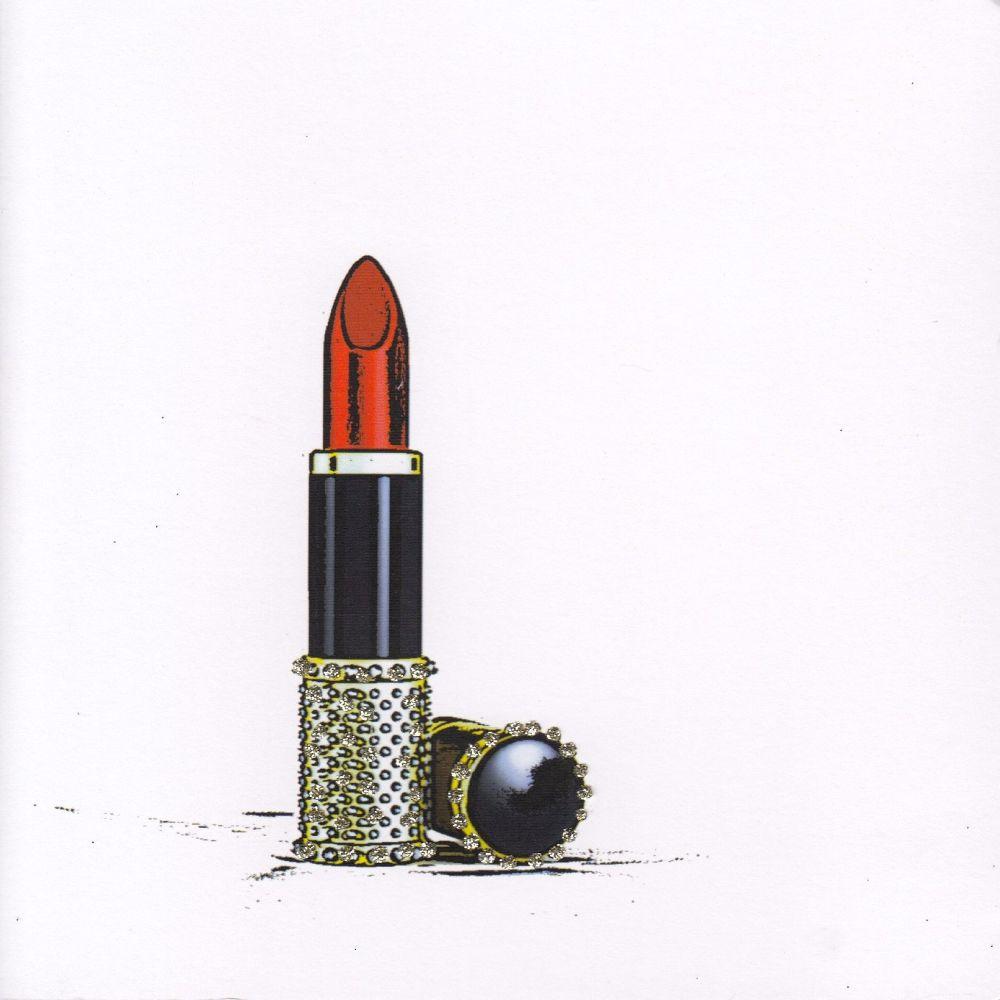 Jewelled Lipstick