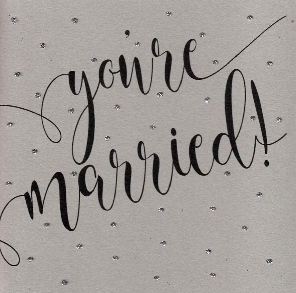 Glitter Dots  XL  |  Wedding